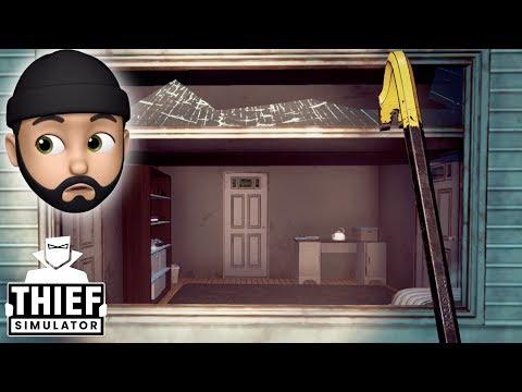 I'M A GRADE A THIEF!!   Thief Simulator #1