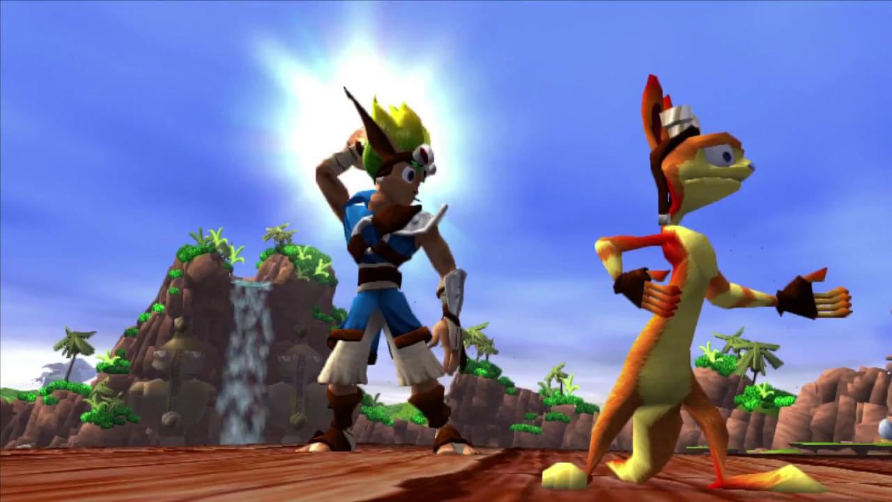 Les classics PS2 de Jak and Daxter arrivent sur PlayStation 4, le duo iconique est de retour !