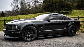 08 Mustang Gt Muffler Delete Th Clip