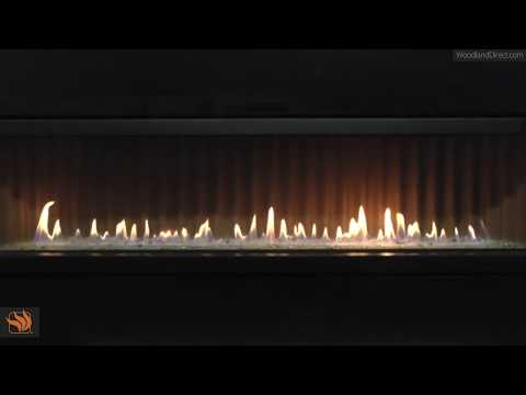 "Boulevard 72"" Linear Direct Vent Gas Fireplace"