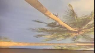 Натяжной потолок Double Vision в спальной от студий IntStyle