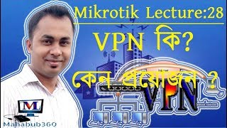 Mikrotik Lecture 38: User VPN Block in mikrotik|Block VPN Access