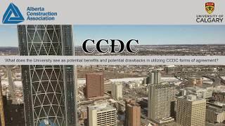 Alberta Construction Association – CCDC University of Calgary