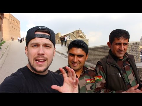 IRAQI KURDISTAN: I GOT DETAINED IN ERBIL [S1 EP7]