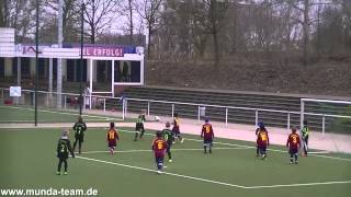preview picture of video 'TuS Heven - SpVgg Gerthe 5:3 (Zusammenfassung   Freundschaftsspiel)'