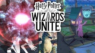Harry Potter Wizards Unite: Alle Infos Für Den Start   HPWU Deutsch #001
