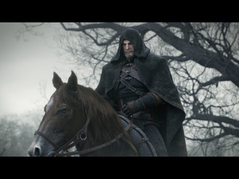 The Witcher 3: Wild Hunt - Killing Monsters Cinematic Trailer thumbnail