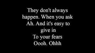 When You Believe (Mariah Carey & Whitney Houston)   Lyrics