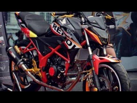 Video Cah Gagah | Video Modifikasi Motor All New Honda CB150R Keren Terbaru
