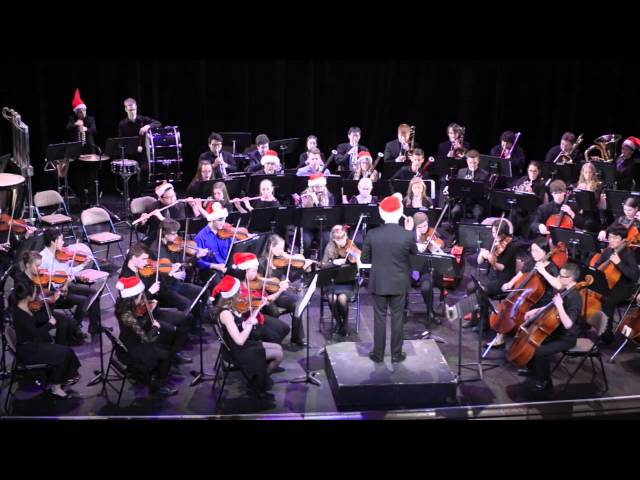 Rudolph the Red Nosed Reindeer Rag | Youth Symphony Orchestra