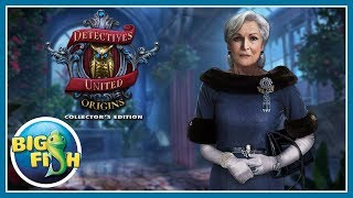 Detectives United: Origins Collector's Edition video