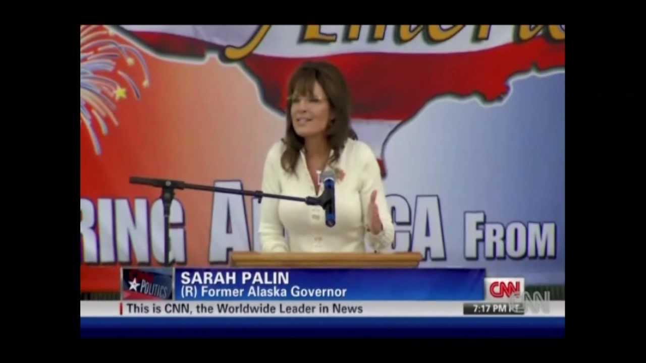 Sarah Palin Slams 2012 GOP Presidential Candidates thumbnail
