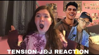 TENSION-JACK AND JACK REACTION