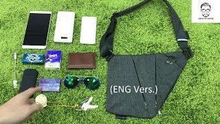 NIID FINO bag review (ENG)