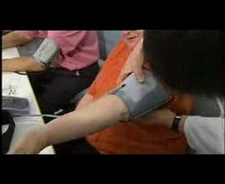 Akupunktur-Behandlung von Bluthochdruck