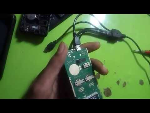 Nokia 2730 charging jumper