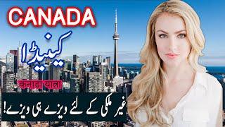 Travel To Canada   Canada History Documentary In Urdu And Hindi   Spider Tv   کینیڈا کی سیر