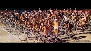 QUEEN Bicycle Race music video (followed by the making of)