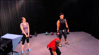 Kettlebell Conditioning by Elionay Imbert