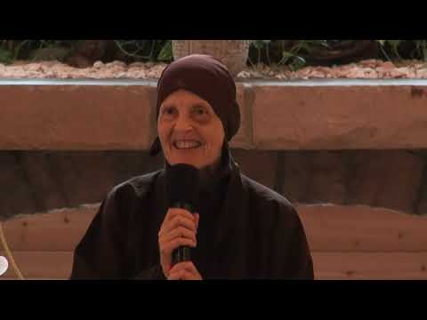 2017 US Tour: MGM: First Dharma Talk, Sr. Annabel