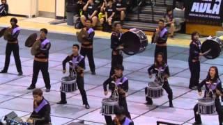Gahr Indoor Percussion 2015 ADLA Finals