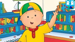 Caillou Games and Learning - Budge World - Kids Games, Creativity and Learning