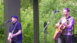 """Toad The Wet Sprocket """"Come Back Down"""", Live at Red Butte Gardens, SLC, 7/31/2018"""
