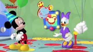 Mickey Mouse Clubhouse | Mickey's Happy Mousekeday | Disney Junior UK