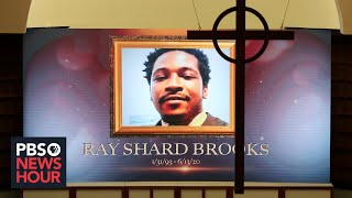 WATCH LIVE: Rayshard Brooks laid to rest at funeral in Atlanta