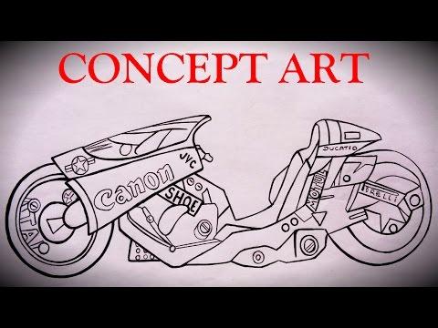 O que é Concept Art ?