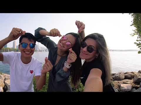 Studying English at CanPacific_ Toronto _ Milene ( Brazil)