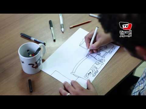 كاريكاتير| هكذا يرى «عبدالله» تأخر ظهور نتيجة الثانوية العامة