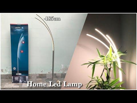 Home Led Curve Lamp Livarno Lux