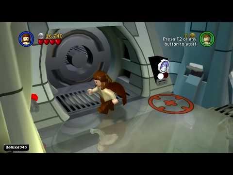 Gameplay de LEGO Star Wars The Complete Saga