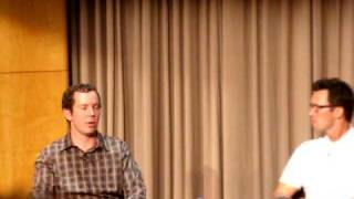 Jeffrey Donovan - au Paley Center 2 - VO