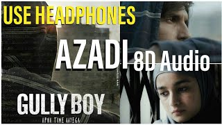 Azadi - Gully Boy| Ranveer Singh  Alia Bhatt | DIVINE | Dub Sharma | Siddhant | Zoya Akhtar