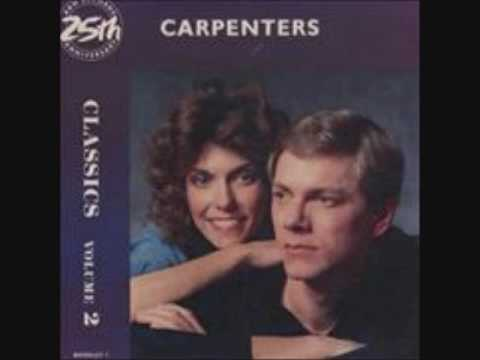 "The Carpenters ""Tryin' to Get the Feeling Again"""