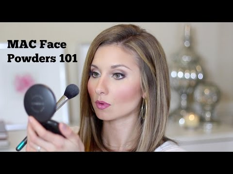 MAC Cosmetics Powders: What's the difference? Which are best?