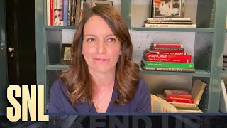 Weekend Update Home Edition: Tina Fey on Mother's Day - SNL