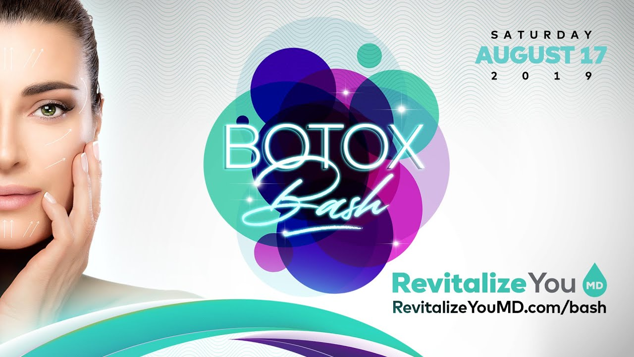 Join us for Botox Bash 2019