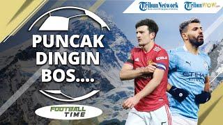 FOOTBALL TIME: Persaingan Duo Manchester di Puncak Klasemen Liga Inggris