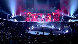 Black Eyed Peas @ Staples Center (HD)   Let's Get It Started