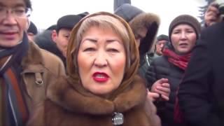 Майдан в Казахстане При помощи подобного агитпропа готовят казахский майдан