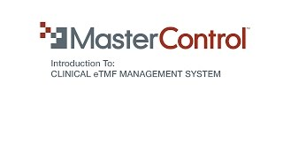 MasterControl Clinical Excellence video