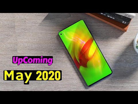 Top 5 UpComing Mobiles in May 2020 ! Best Mobiles 2020