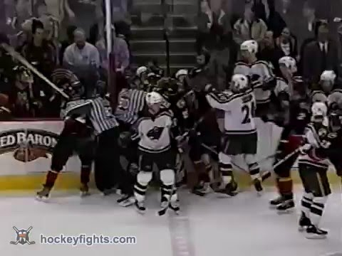 Willie Mitchell vs. Robyn Regehr