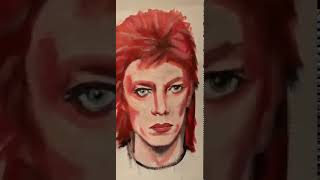 BOWIE – CHRIS MINOS – PEGGY MINOS