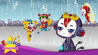 # 6 Làm thế nào là thời tiết? - English phim hoạt hình âm nhạc - Alien Crew của Bob