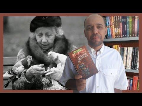 #36. A velha senhora (Georges Simenon)   UM LIVRO POR SEMANA #1 (2019)   Vandeir Freire
