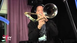 """Trombone Shorty - """"Do To Me"""" (Live at WFUV)"""